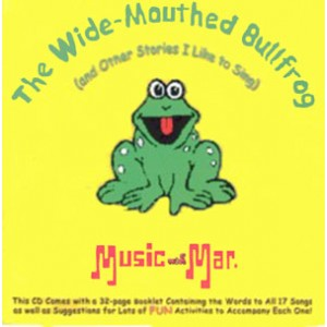 Wide-mouthed Bullfrog Song
