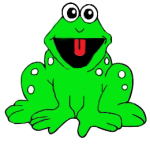 Trans GREEN FROG fixed